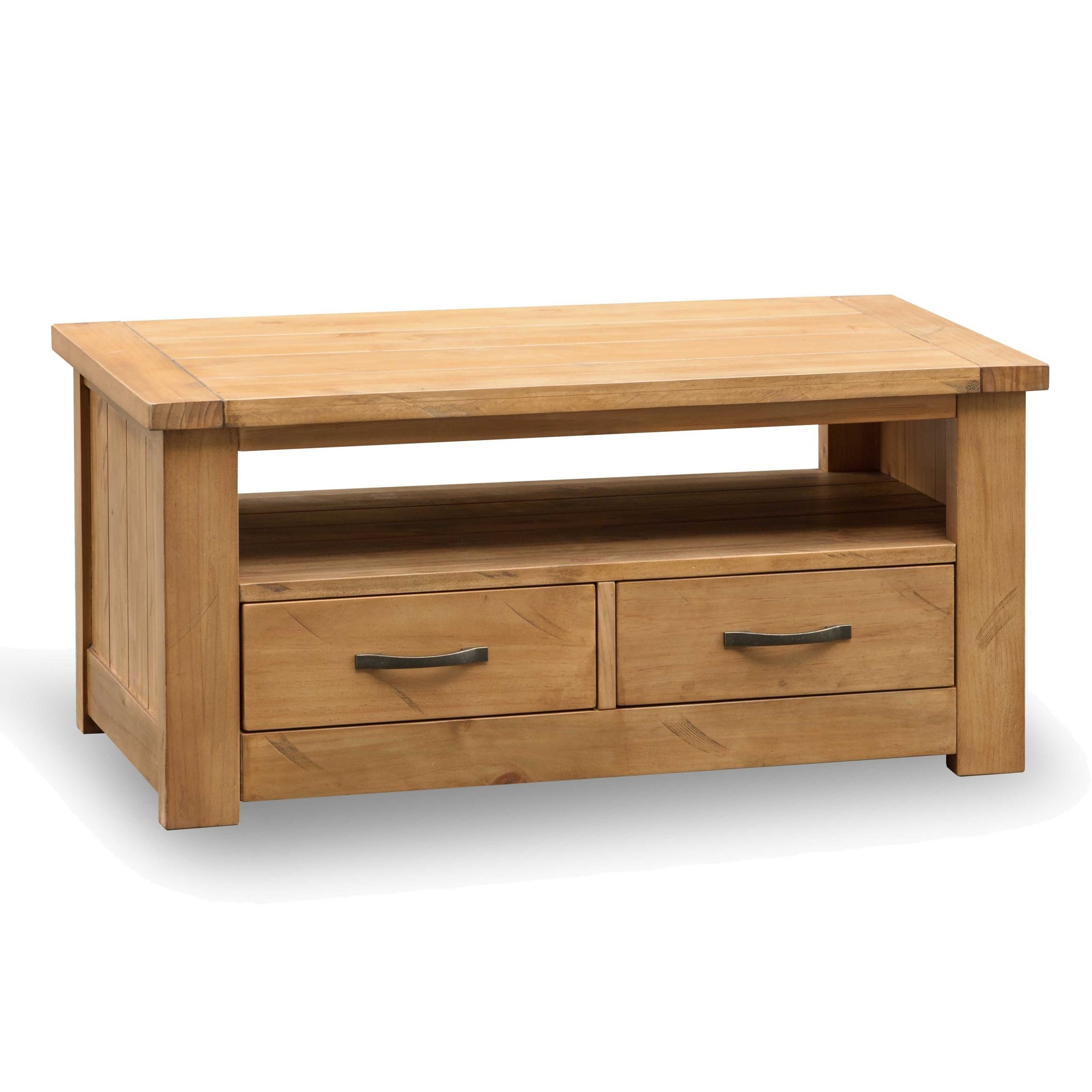 Boden pine coffee table