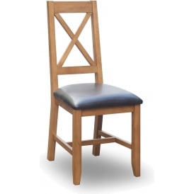 Boden Pine Dining Chair (Pack of 2)