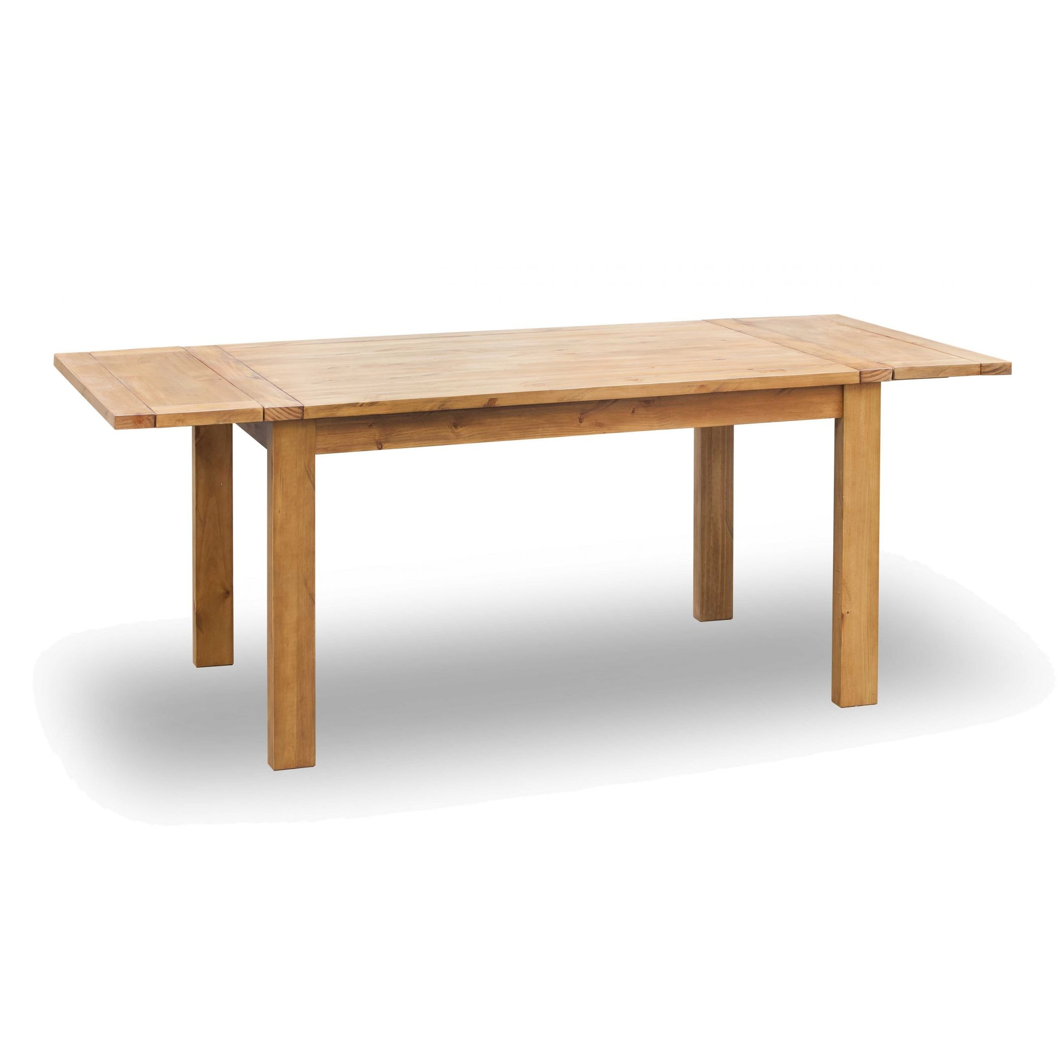 Boden pine extending dining table solid pine furniture for Furniture 365 direct
