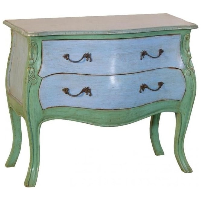 Bombay Shabby Chic Chest Of Drawers