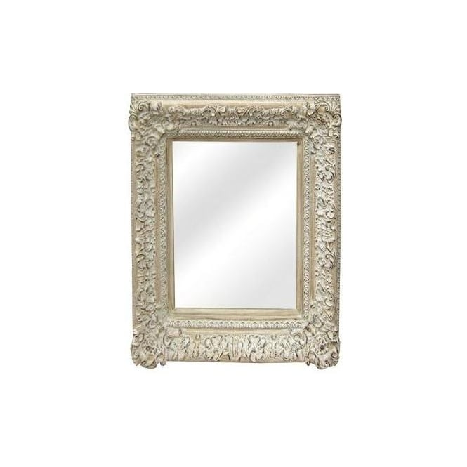 Boudoir Provence Antique French Style Mirror