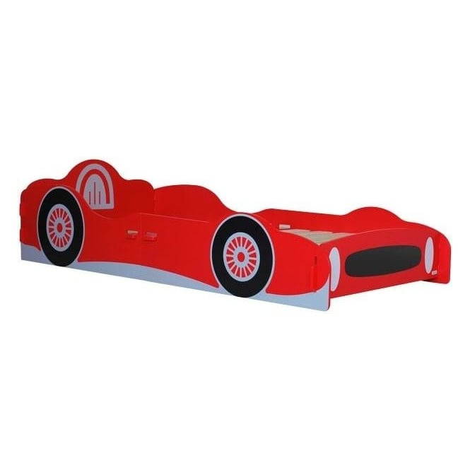 Boys Racing Car Single Bed