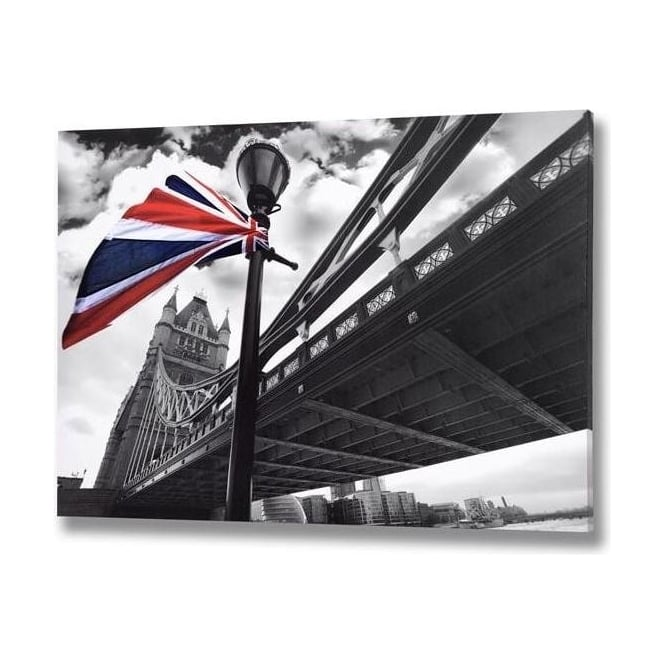 British Series Tower Bridge Canvas