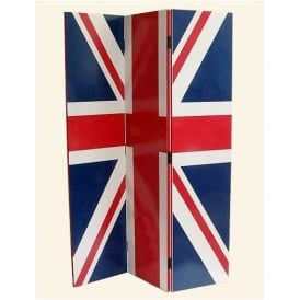 British Union Jack Screen