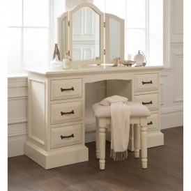 Brittany Shabby Chic Dressing Table Set