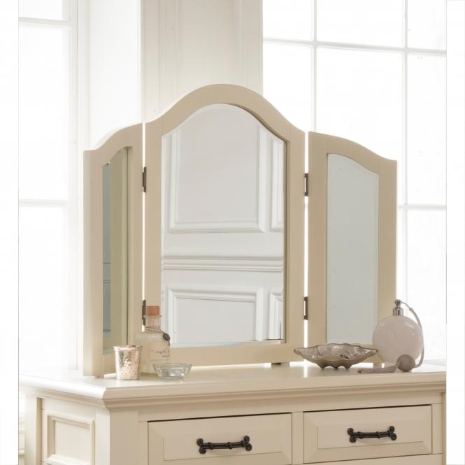 Brittany Shabby Chic Mirror
