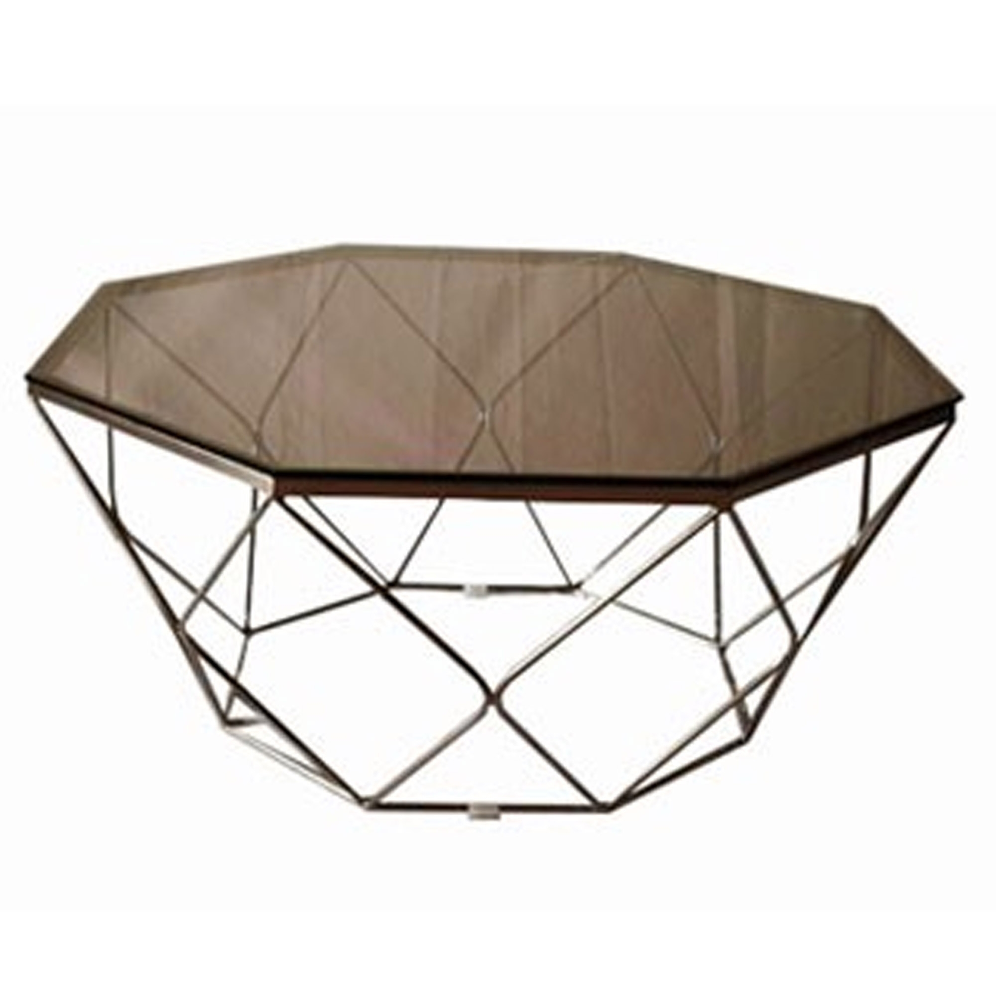 - Bronze Allure Coffee Table Modern & Contemporary Furniture