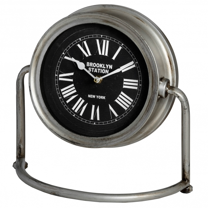 Brooklyn Table Clock