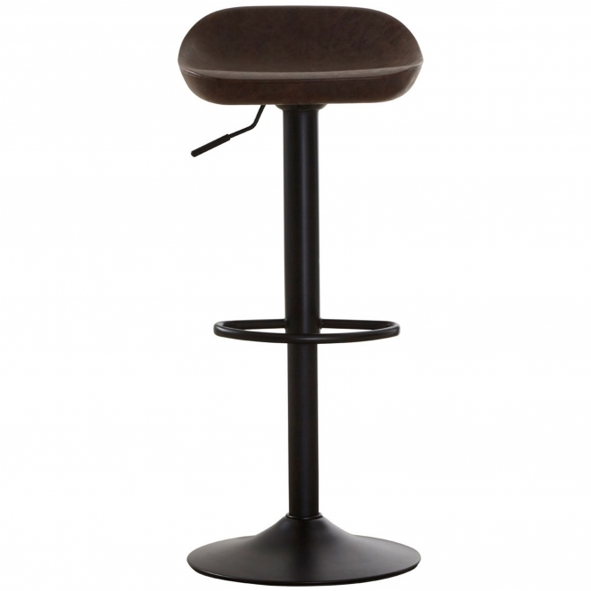 Brown Dalston Bar Stool