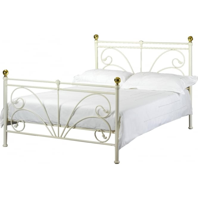 Cadiz Shabby Chic Bed