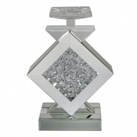 Calabria Mirrored Candle Holder