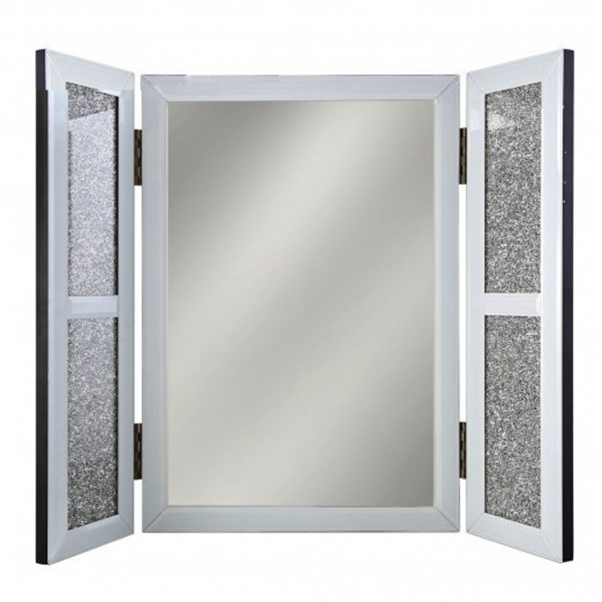 Calco Mirrored Vanity Mirror