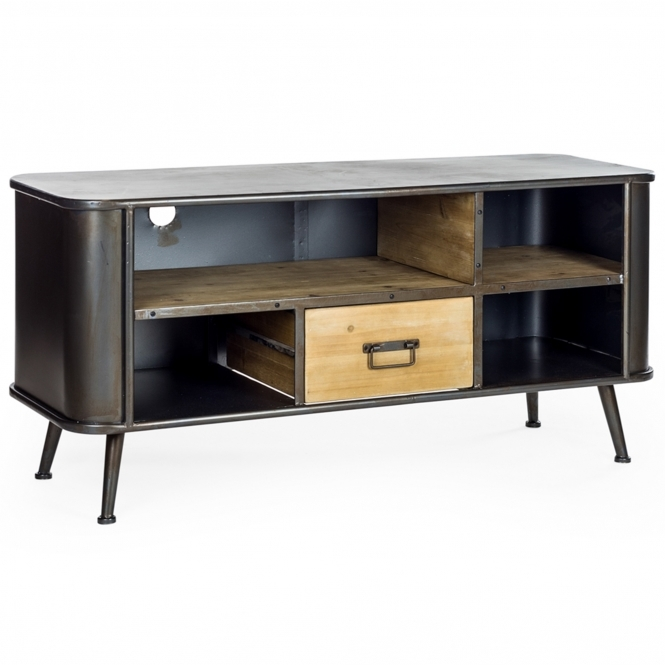 Camden Industrial TV Cabinet