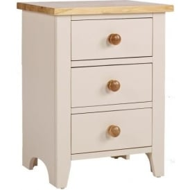 Camden Shabby Chic Bedside Table