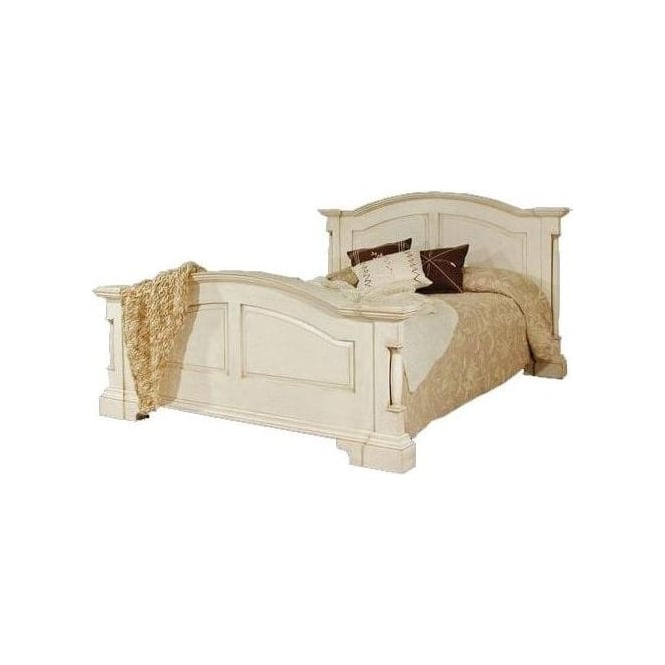 Canterbury Antique French Style Bed