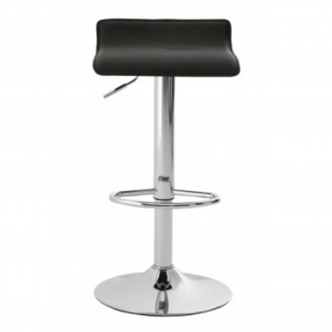 Carter Black Bar Stool