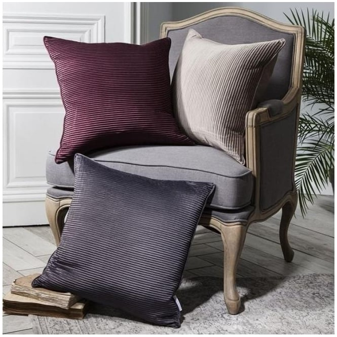 Cassini Pleated Cushion