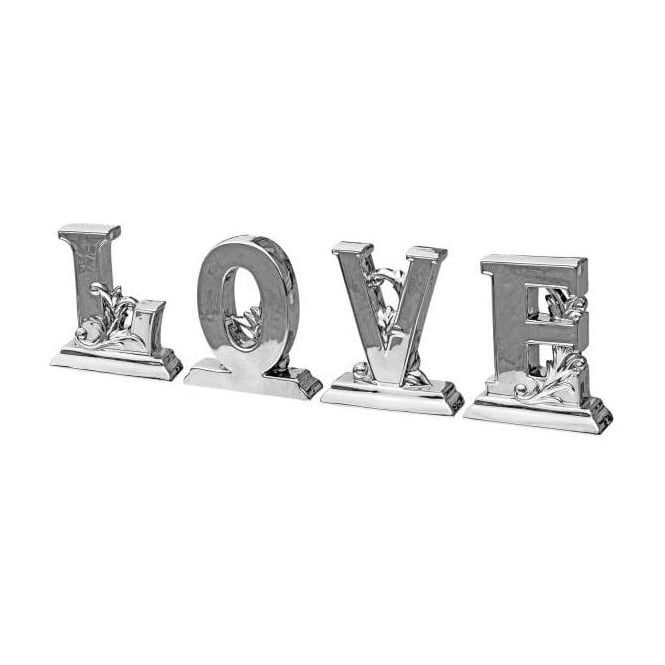Ceramic - Love Letters (Set of 4)