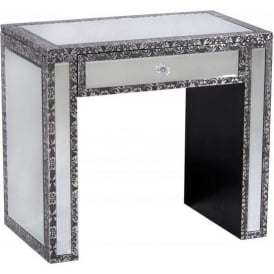 Chaandhi Kar Mirrored Side Table