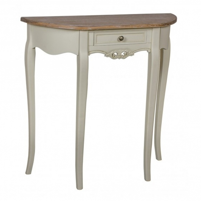 Chateau Shabby Chic Console Table