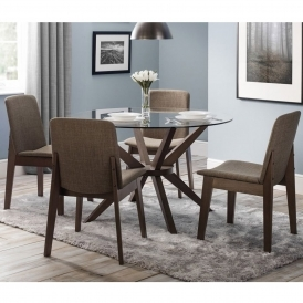 Chelsea Glass Dining Set