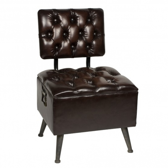 Chester Faux Leather Seat