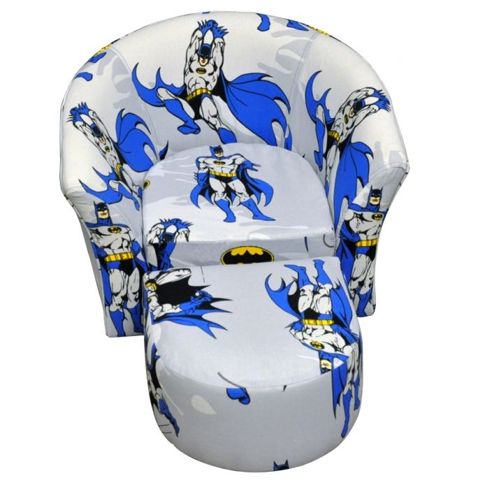 Batman Tub Chair & Stool
