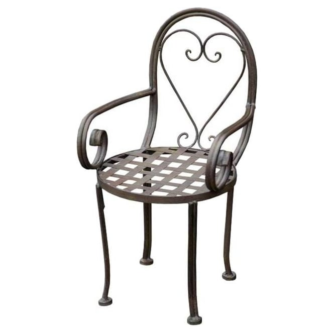 Children's Metal Garden Chair