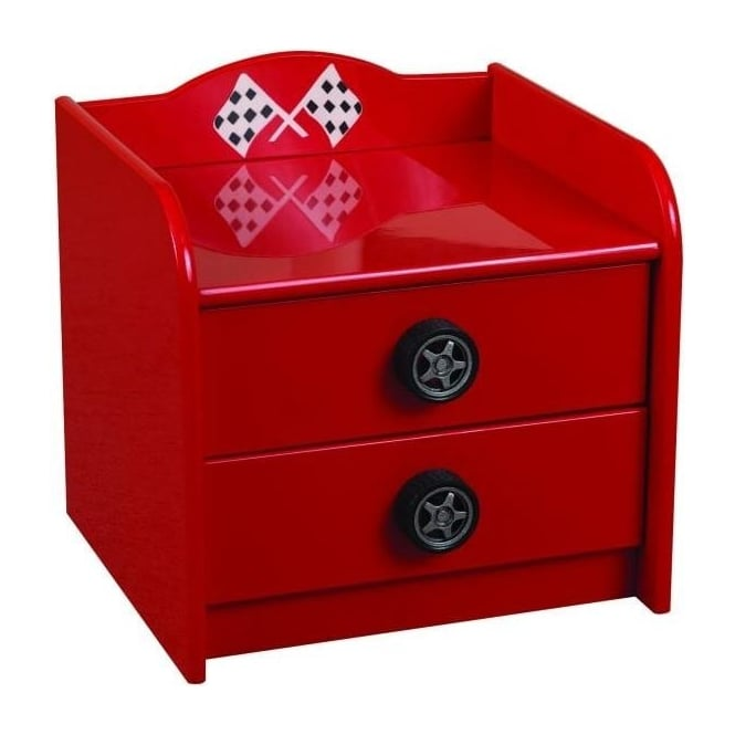 Children's Red Formula Bedside