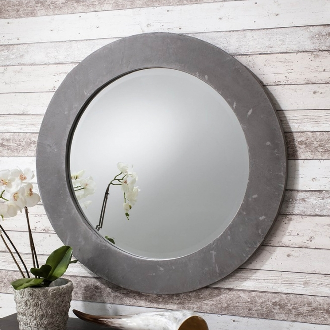 Chilson Round Wall Mirror