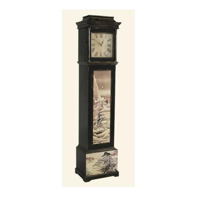 Chinese Grandfather Clock