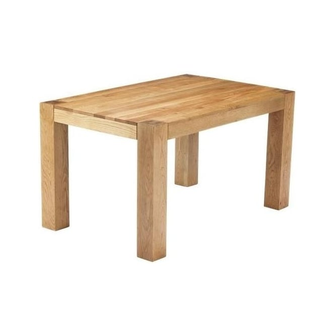 Chunky Oak 1.4 Dining Table