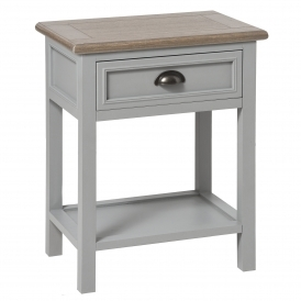 Churchill Shabby Chic Bedside Table