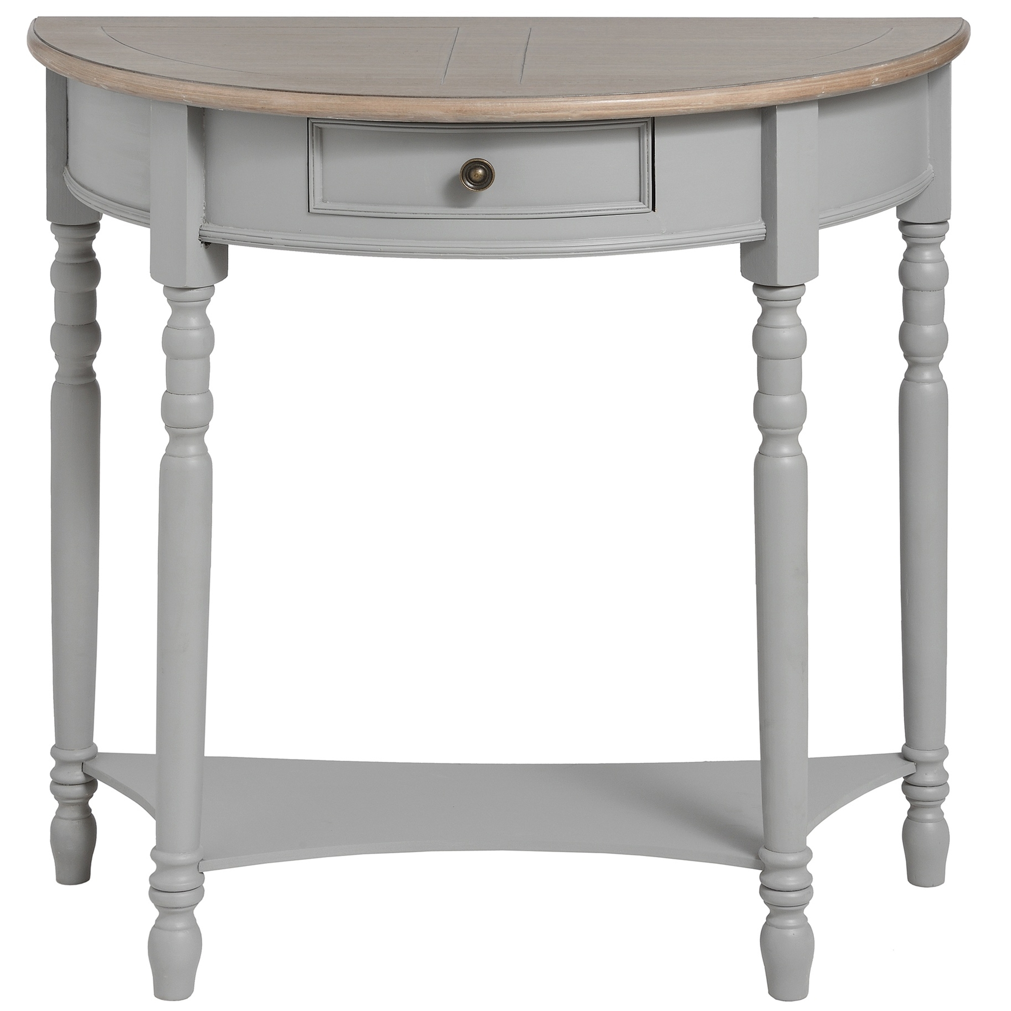 Exceptional Churchill Shabby Chic Console Table