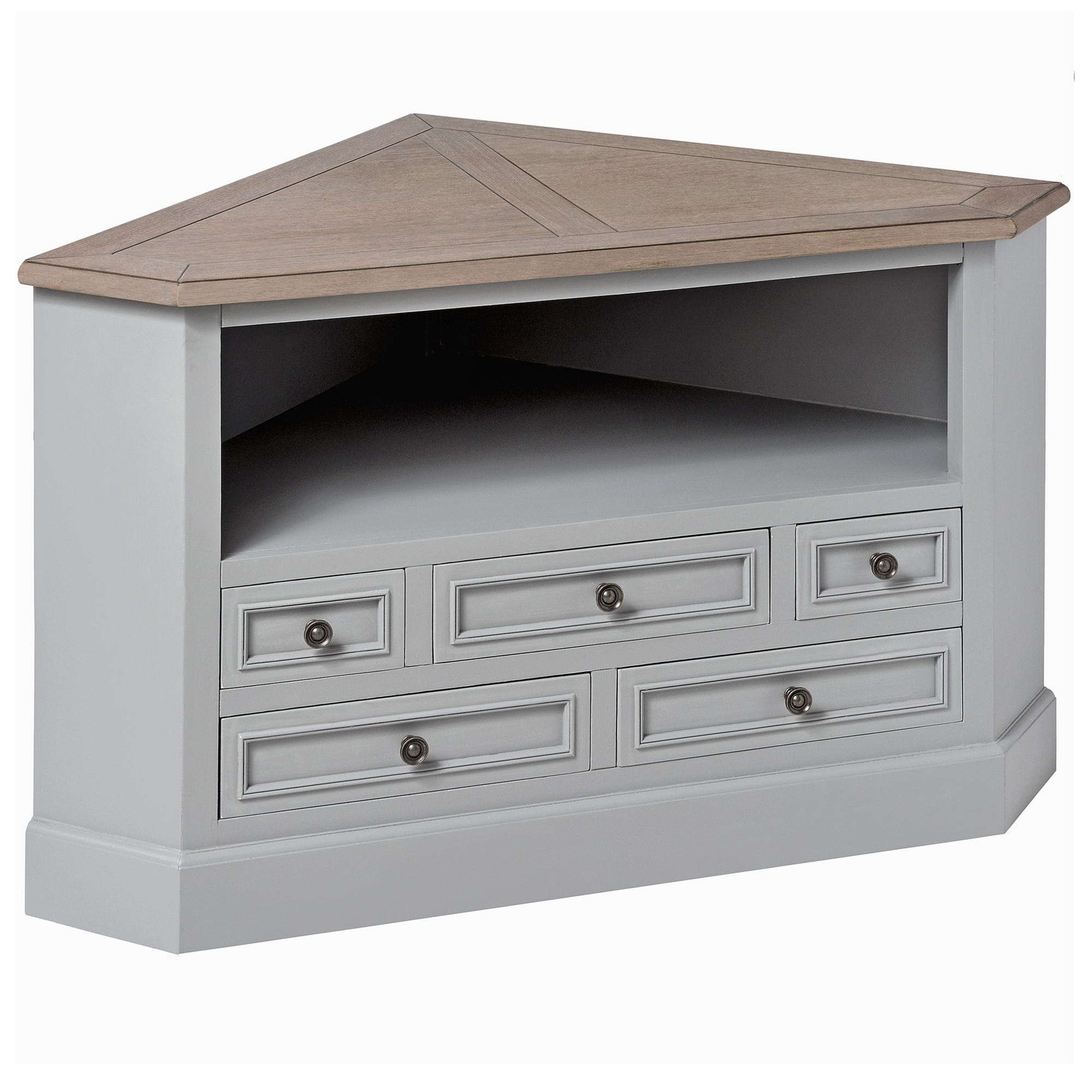 churchill shabby chic tv cabinet available online now. Black Bedroom Furniture Sets. Home Design Ideas