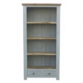 Colorado Shabby Chic Bookcase