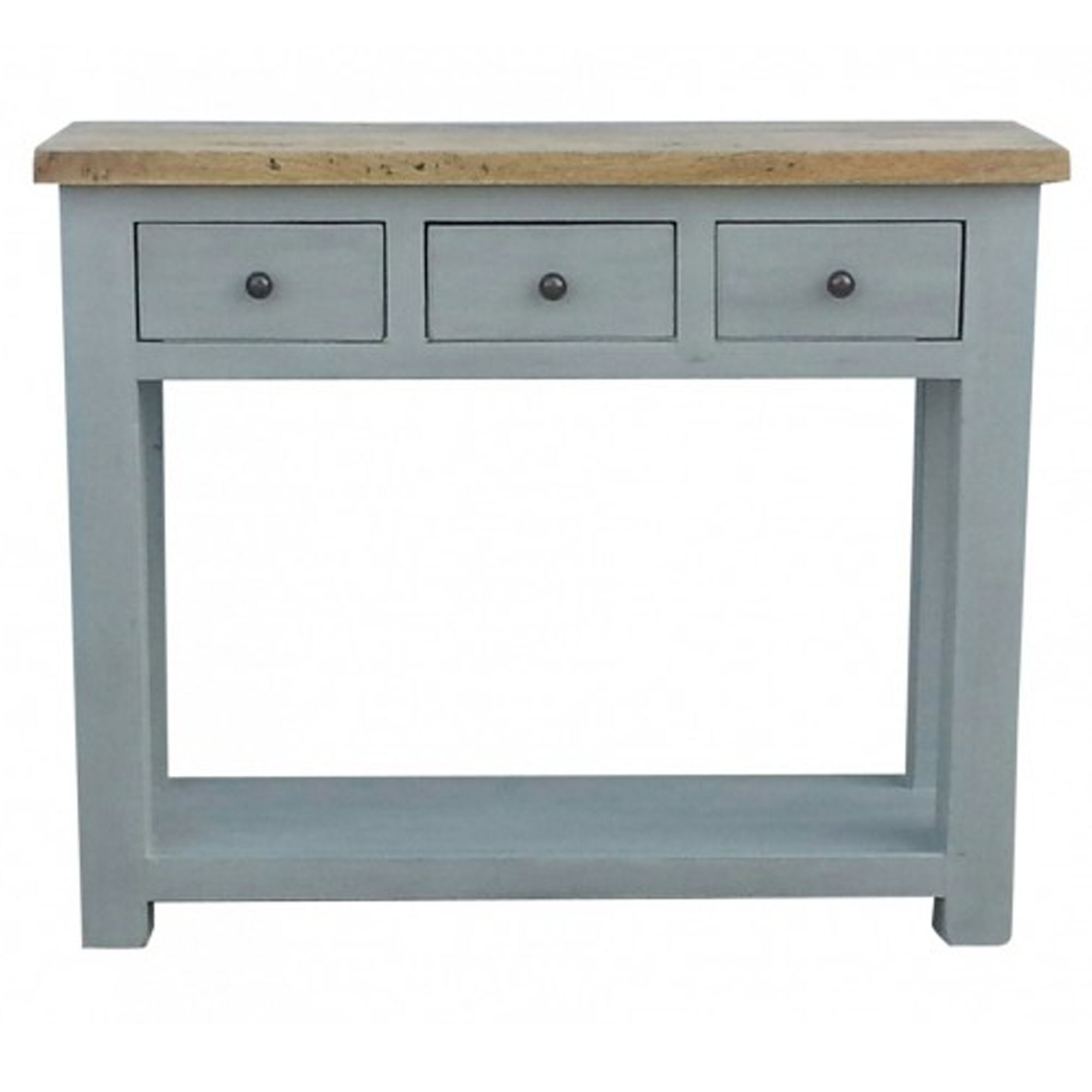 Marvelous Colorado Shabby Chic Console Table