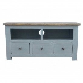Colorado Shabby Chic TV Cabinet
