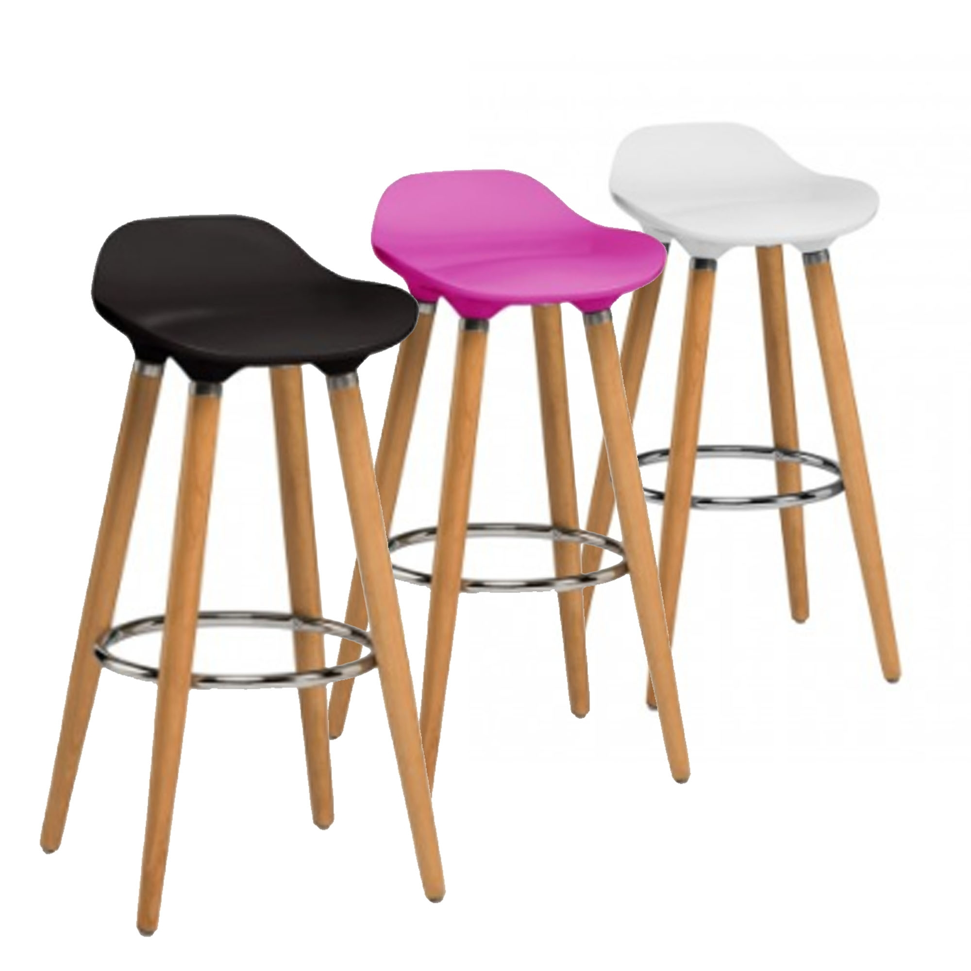 Coloured Bar Stool Modern Amp Contemporary Furniture
