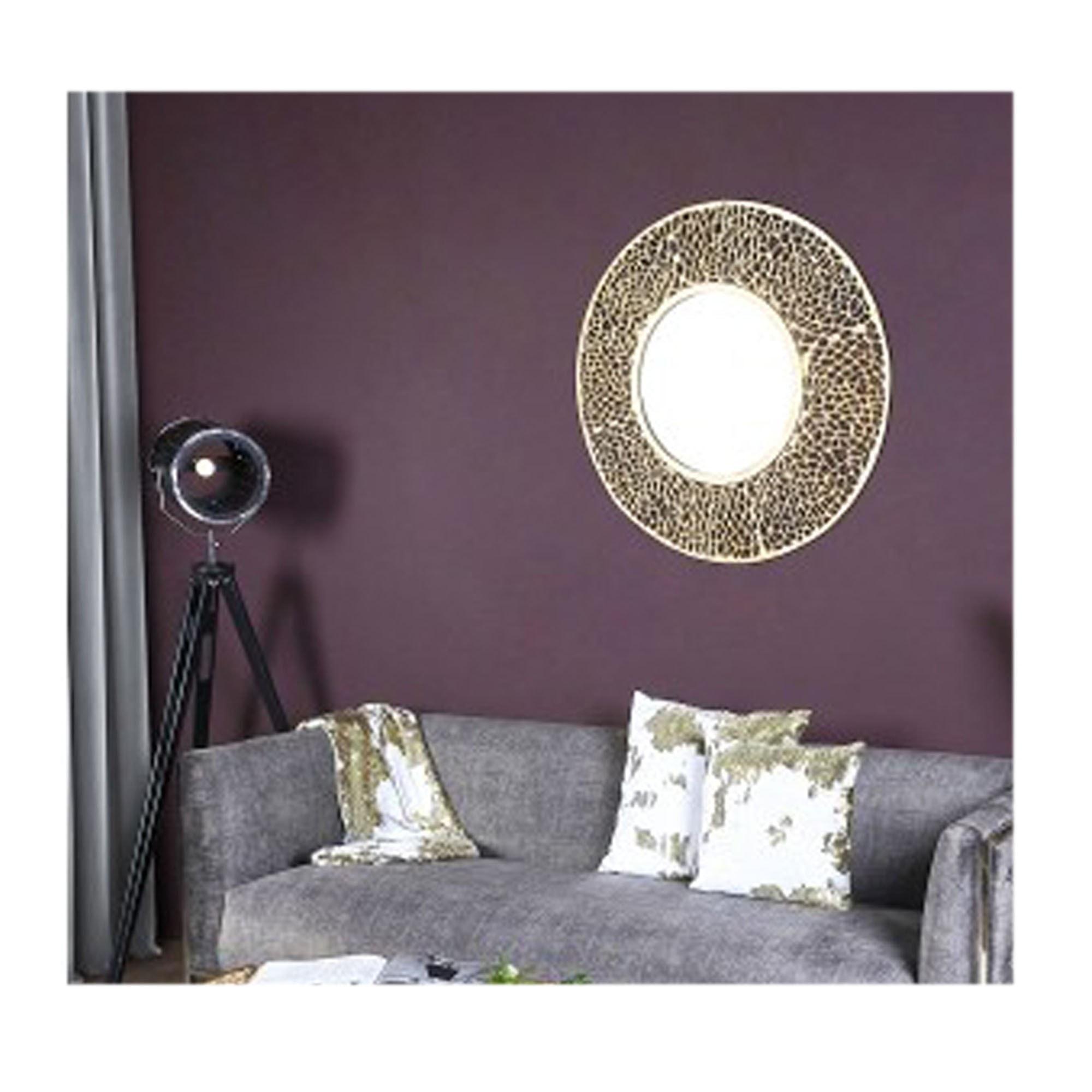 Contemporary Gold Wall Mirror Wall Mirrors Contemporary Mirrors
