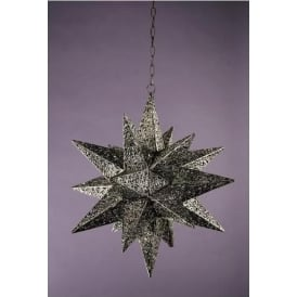 Contemporary Star Chandelier