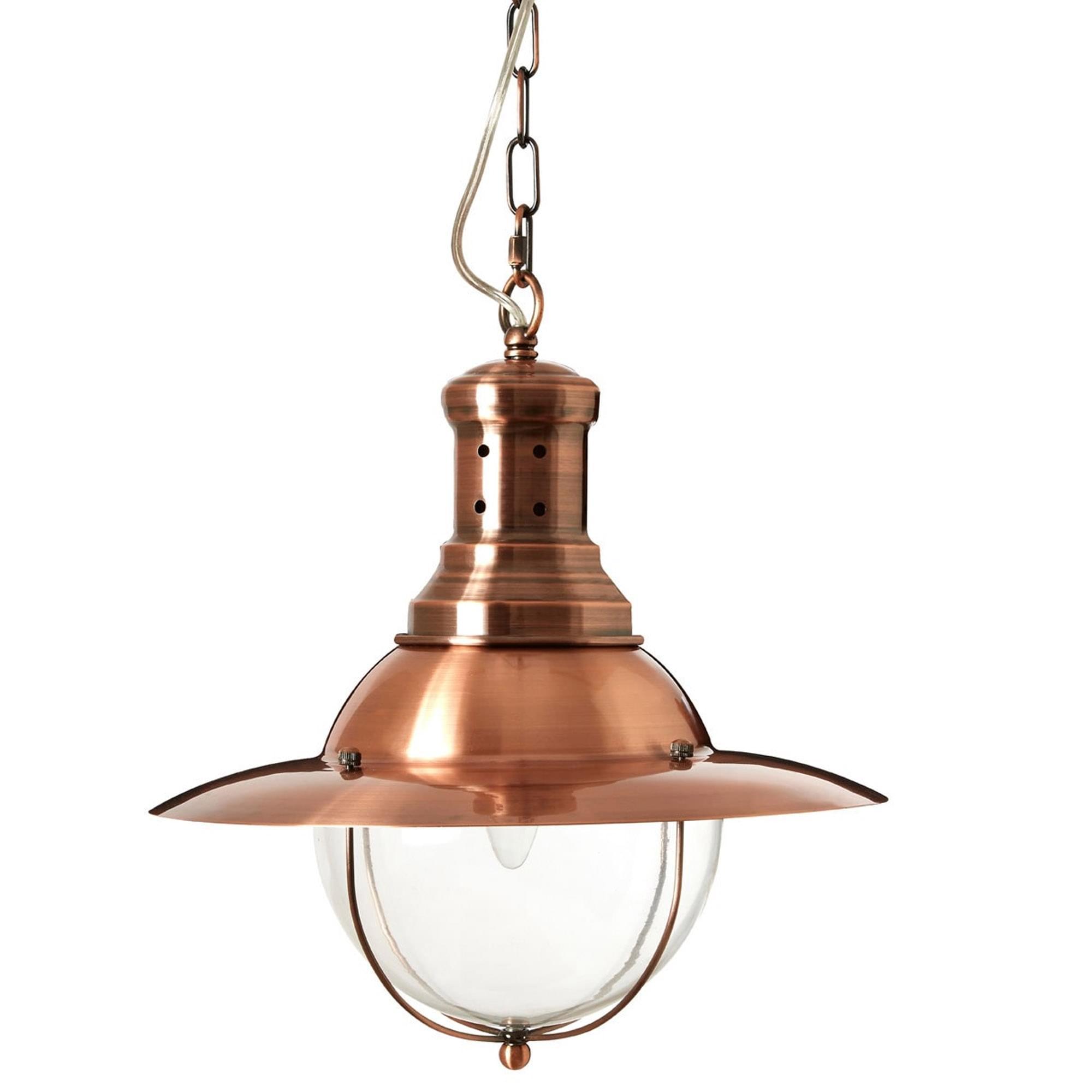 buy online 2474d 057f1 Copper Industrial Revolution Pendant Light