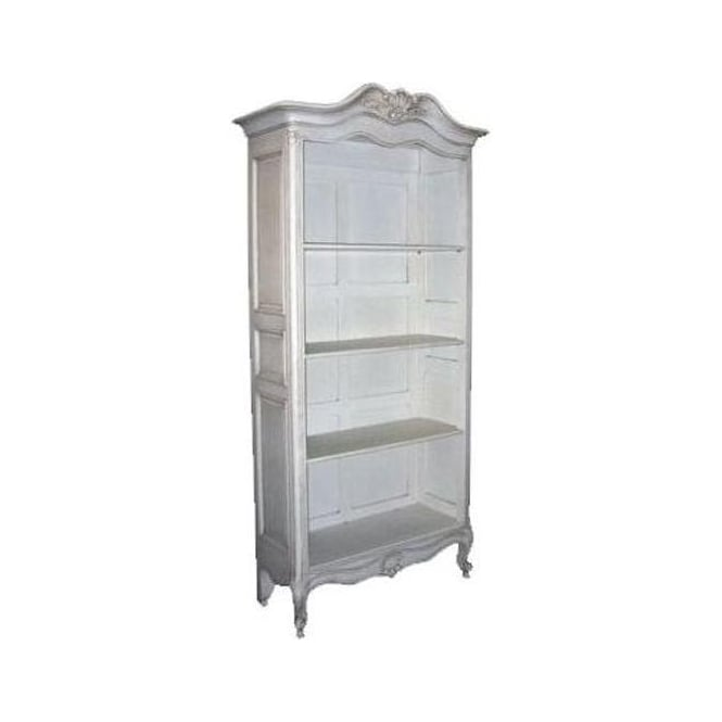 Corbeille Antique French Style Bookcase