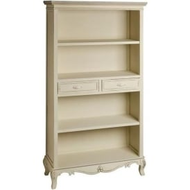 Country Farmhouse Antique French Style Bookcase
