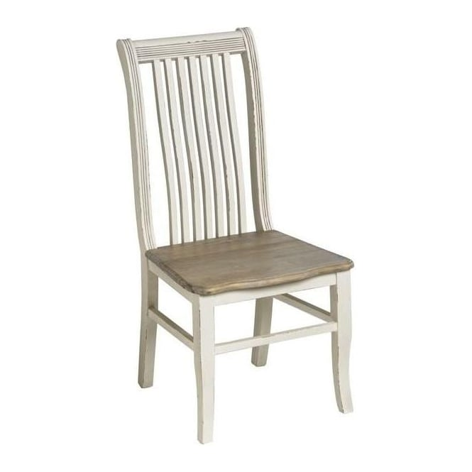 Country Farmhouse Antique French Style Dining Chair