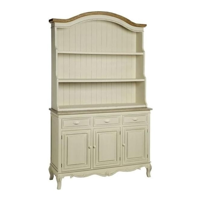 Country Farmhouse Antique French Style Dresser