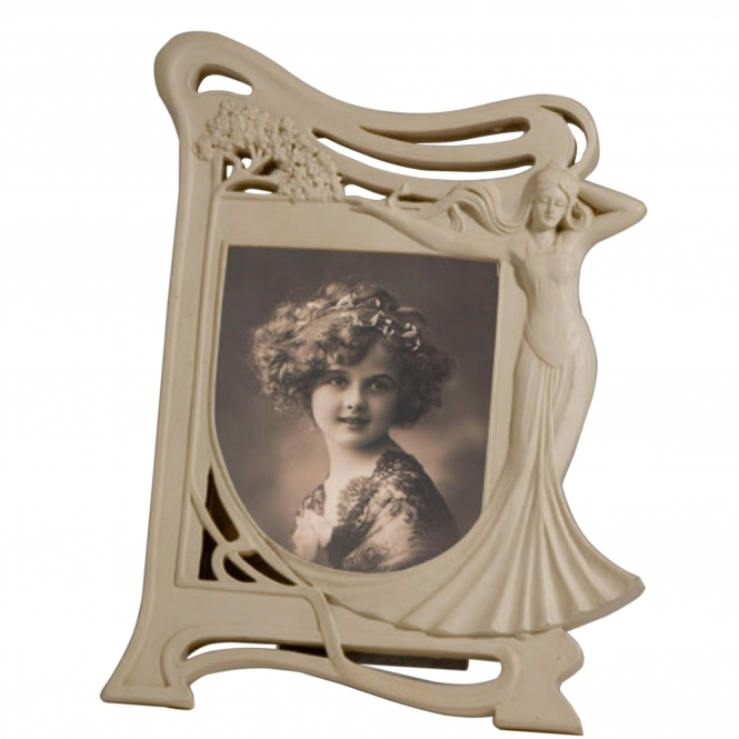 Cream Antique French Style Photo Frame