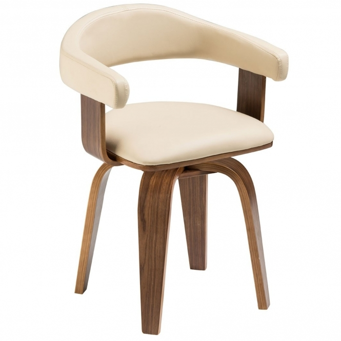 Cream Bentwood Chair