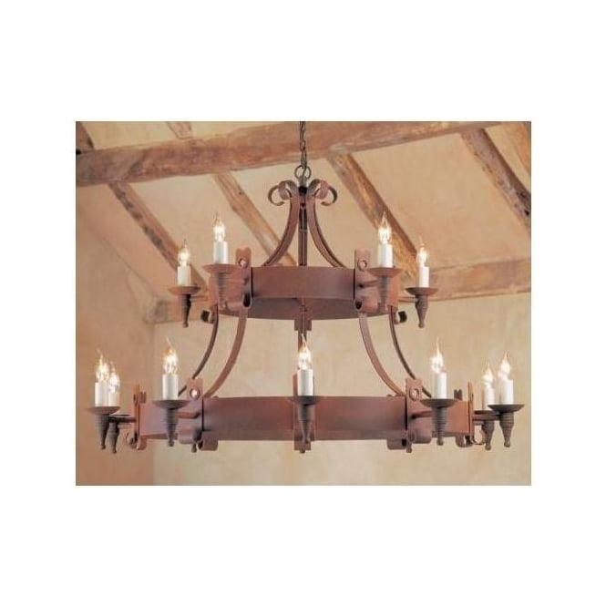 Cromwell Aged Pendant Light