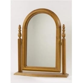 Cumbrian Antique French Style Vanity Mirror